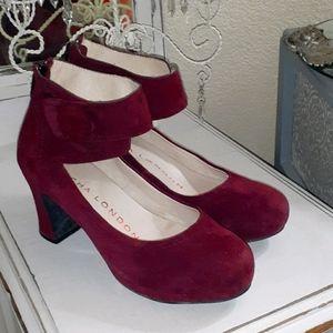 Sacha London heels